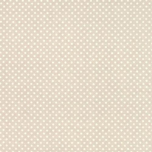 Moda Fabrics ~ Sweet Baby Flannel ~ Tiny Dot Pebble