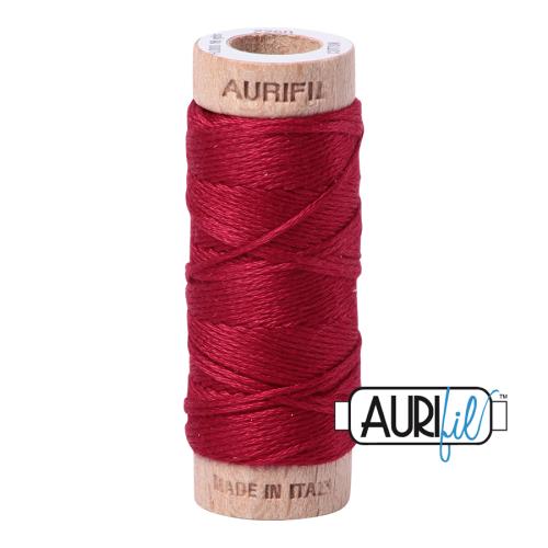 Aurifil ~ Aurifloss ~ 2260 ~ Red Wine