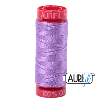 Aurifil ~ 12 wt Cotton ~ 2520 ~ Violet