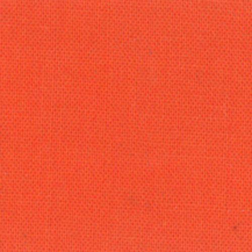 Moda Fabric ~ Bella Solids ~ Clementine