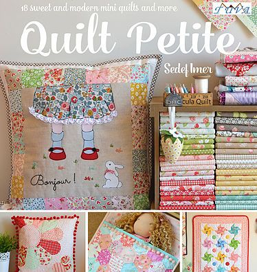 Quilt Petite by Sedef Imer of Down Grapevine Lane