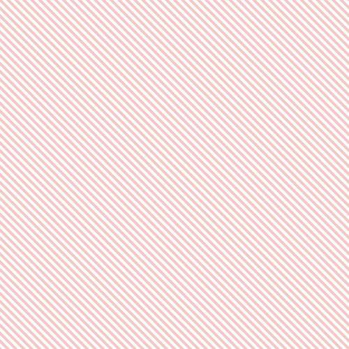 Riley Blake ~ Sweet Orchard ~ Stripe Pink