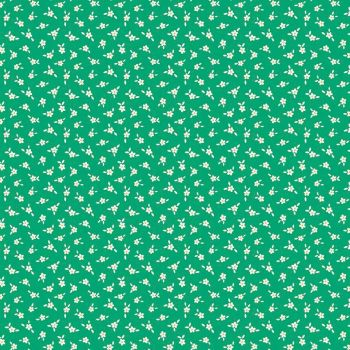 Penny Rose Fabrics ~ Apple Farm ~ Blossom Green