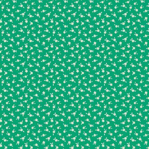 Penny Rose Fabrics ~ Apple Farm ~ Blossom Green