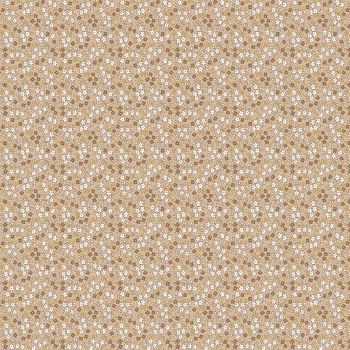 Penny Rose Fabrics ~ Apple Farm ~ Daisy Brown