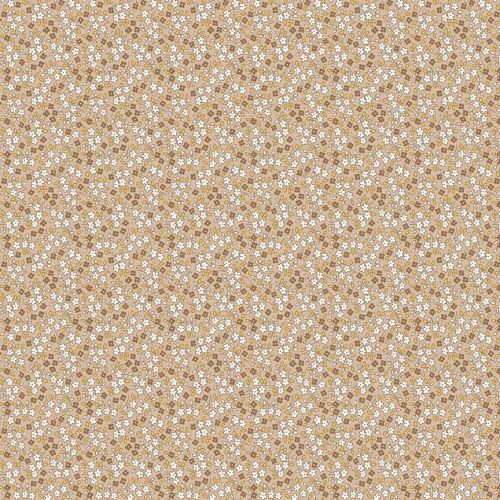 Penny Rose Fabrics ~ Apple Farm ~ Daisy Brown