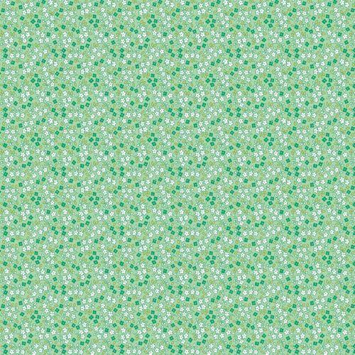 Penny Rose Fabrics ~ Apple Farm ~ Daisy Green