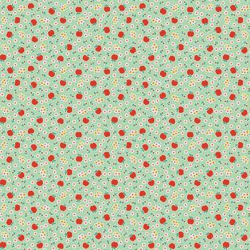 Penny Rose Fabrics ~ Apple Farm ~ Fresh Green