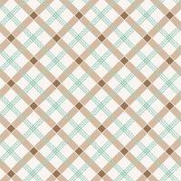 Penny Rose Fabrics ~ Apple Farm ~ Plaid Brown