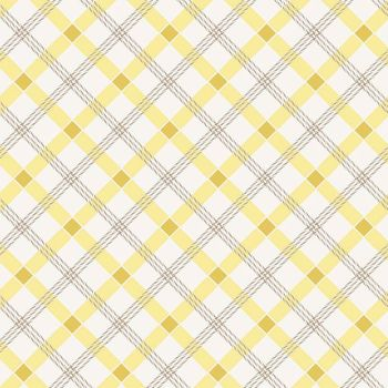 Penny Rose Fabrics ~ Apple Farm ~ Plaid Yellow