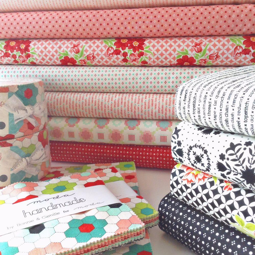 Moda Fabric ~ Handmade