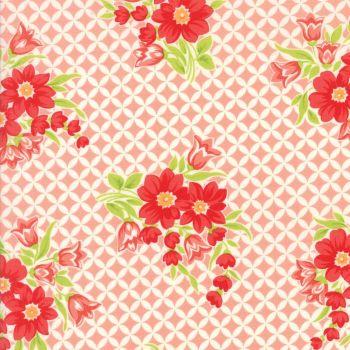 Moda Fabrics ~ Handmade ~ Gwendolyn Coral