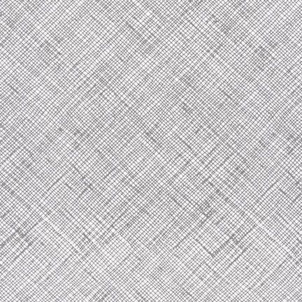 Robert Kaufman Fabrics ~ Architextures ~ Crosshatch Shadow