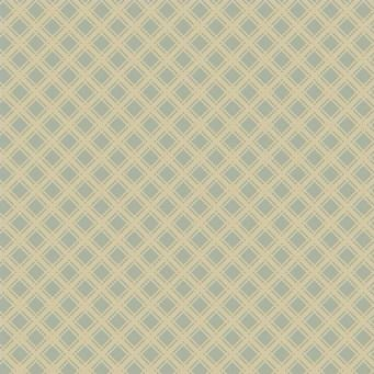 Windham Fabrics ~ Elm Cottage ~ Diamond Plaid Blue
