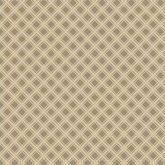 Windham Fabrics ~ Elm Cottage ~ Diamond Plaid Brown