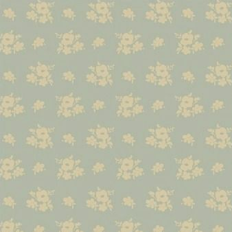 Windham Fabrics ~ Elm Cottage ~ Floral Blue