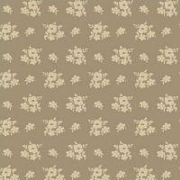 Windham Fabrics ~ Elm Cottage ~ Floral Brown