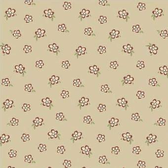 Windham Fabrics ~ Elm Cottage ~ Mini Floral Red