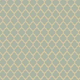 Windham Fabrics ~ Elm Cottage ~ Tile Blue