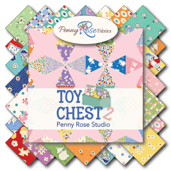 Penny Rose Fabrics ~ Toy Chest 2