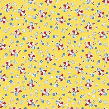 Penny Rose Fabrics ~ Toy Chest 2 ~ Bo Peep Yellow