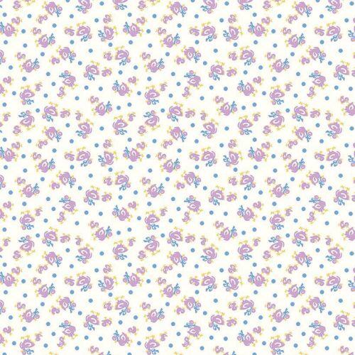 Penny Rose Fabrics ~ Toy Chest 2 ~ Duck Purple
