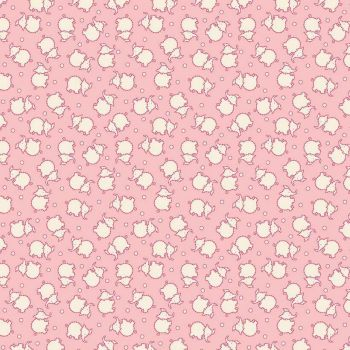 Penny Rose Fabrics ~ Toy Chest 2 ~ Elephant Pink