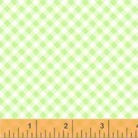 Windham Fabrics ~ First Blush ~ Gingham Lime