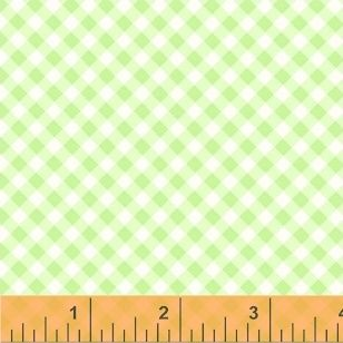 Windham Fabrics ~ First Blush ~ Gingham Lime