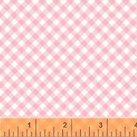 Windham Fabrics ~ First Blush ~ Gingham Pink