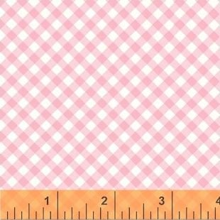 Windham Fabrics ~ First Blush ~ Gingham Pink