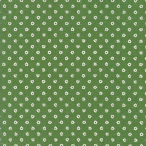 Moda Fabrics ~ Hop, Skip and a Jump ~ Ditsy Daisy Grass