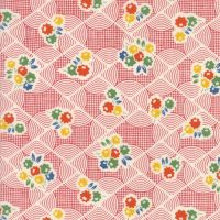 Moda Fabrics ~ Hop, Skip and a Jump ~ Recess Cherry