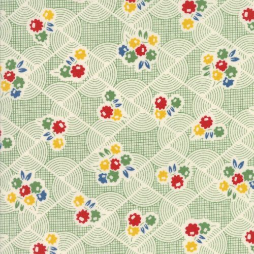 Moda Fabrics ~ Hop, Skip and a Jump ~ Recess Grass
