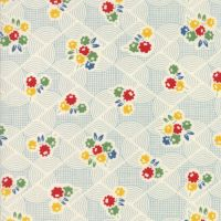 Moda Fabrics ~ Hop, Skip and a Jump ~ Recess Sky