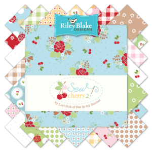Riley Blake ~ Sew Cherry 2