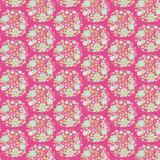 Tilda ~ Bumblebee ~ Flower Nest Pink