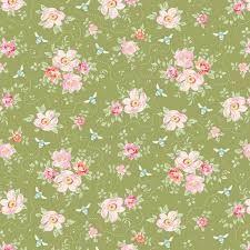 Tilda ~ Bumblebee ~ Rosa Mollis Green