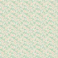 Tilda ~ Bumblebee ~ Cherry Blossom Teal