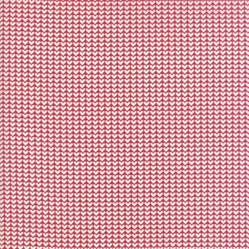 Moda Fabrics ~ #LOVE ~ Mini Hearts Red