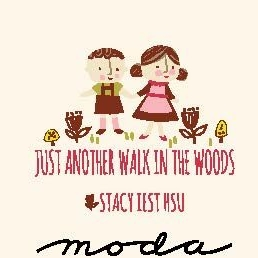 Moda Fabric ~ Just Another Walk in the Woods