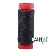 Aurifil ~ 12 wt Lana Wool ~ 8083 ~ Heathered Licorice