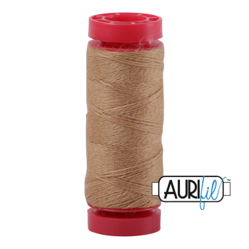 Aurifil ~ 12 wt Lana Wool ~ 8323 ~ Beige