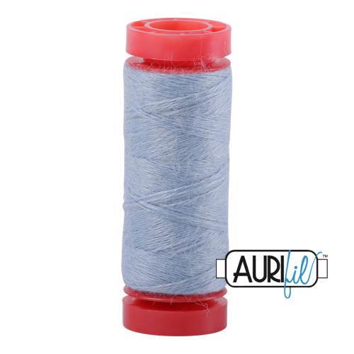 Aurifil ~ 12 wt Lana Wool ~ 8715 ~ Blue