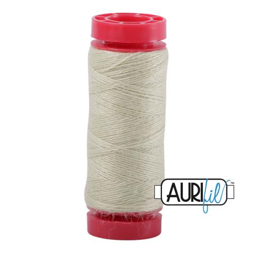 Aurifil ~ 12 wt Lana Wool ~ 8958 ~ Pistachio Green