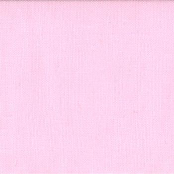 Moda Fabric ~ Bella Solids ~ Parfait Pink