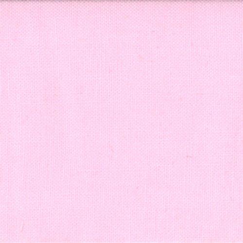 Moda Fabric ~ Bella Solids ~ Parfait Pink