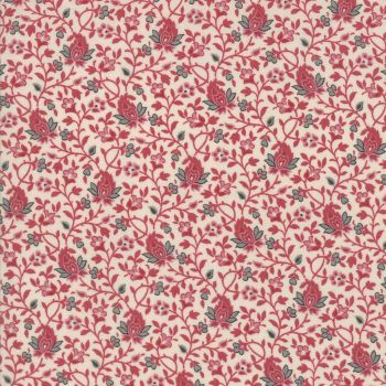 Moda Fabrics ~ Pondicherry ~ Acaia Pearl Red