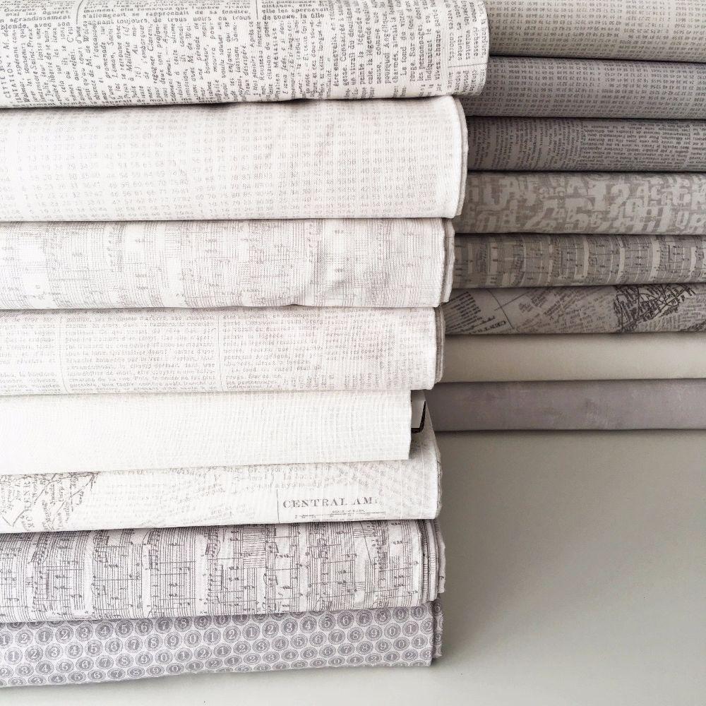 BasicGrey for Moda Fabrics