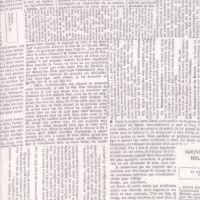Moda Fabric ~ Compositions ~ Newsprint Fog